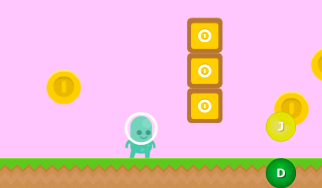 Phaser - News - How to make a sidescroller game: Pablo