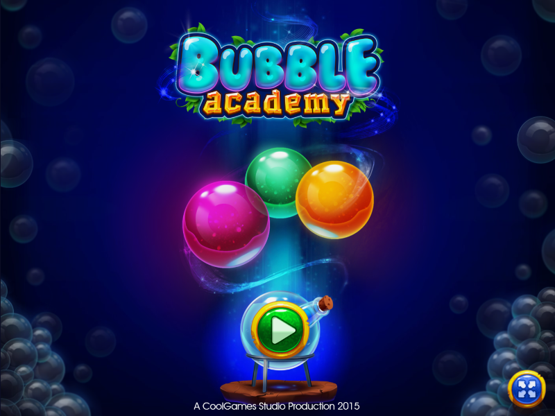 Phaser - News - Bubble Academy: Learn all about magic bubble ...