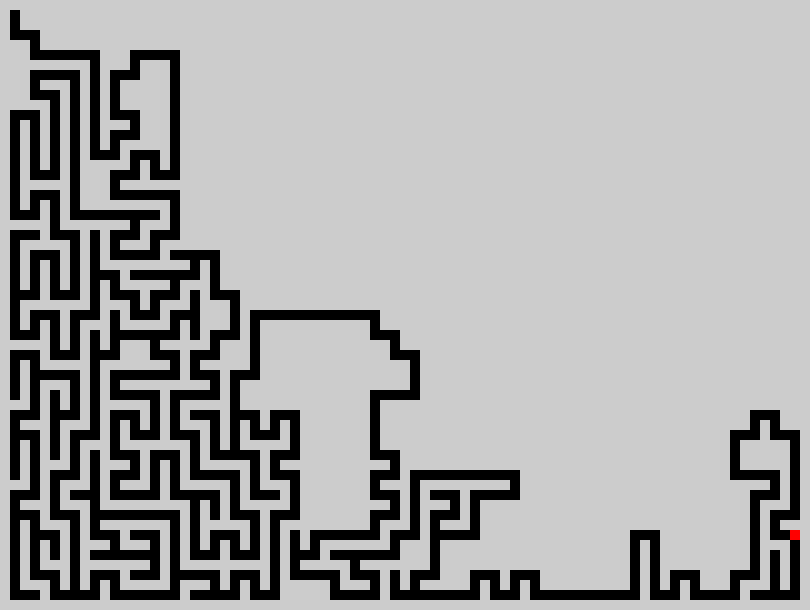 2d Maze Generator