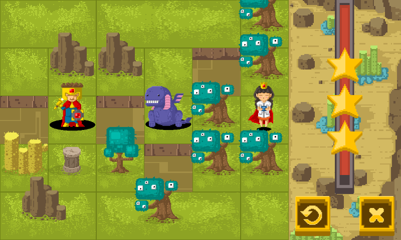 Phaser - News - Tiled Quest: Become the master of the cursed sword ...
