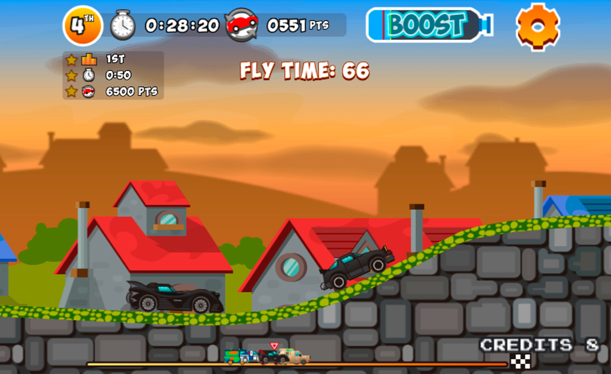Phaser News Happy Wheels Racing Movie Cars Do Awesome Stunts In
