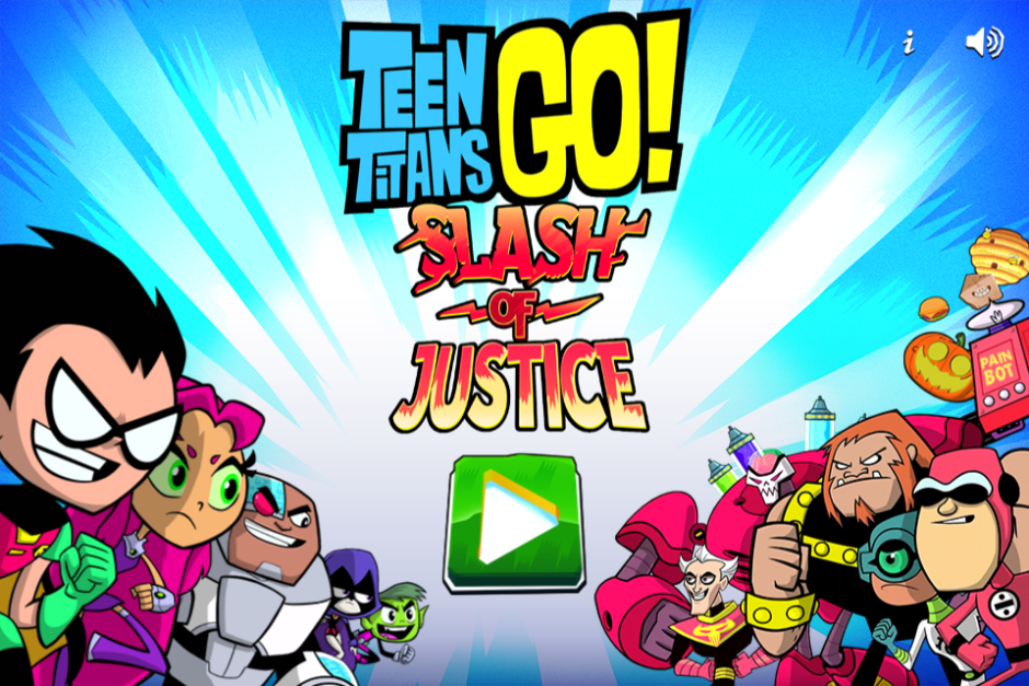 Cartoon Network Games: Teen Titans Go! - Housebroken Hero