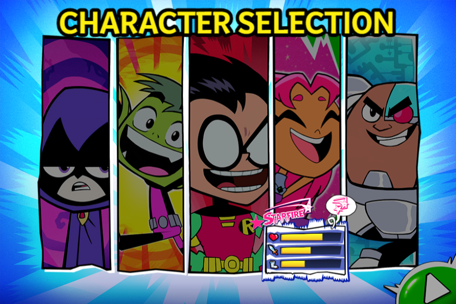Phaser - News - Teen Titans Go Play The New Teen Titans Game Slash Of Justice, A -8303