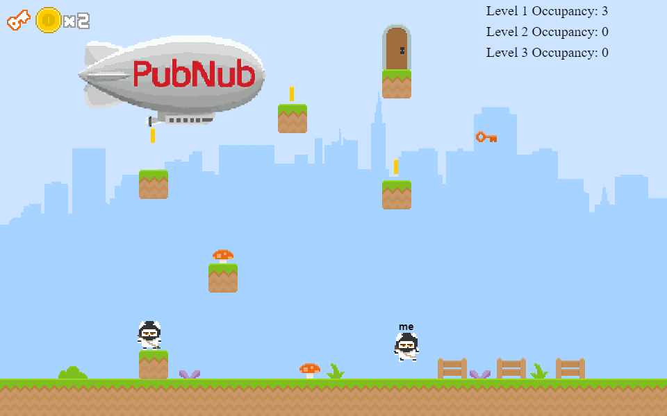 Phaser - News - Building Your First Multiplayer Game: A