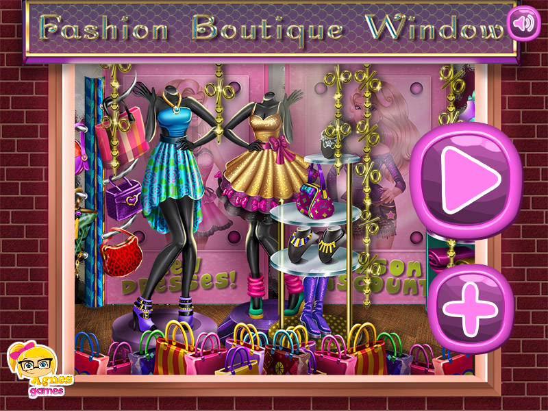 Phaser News Fashion Boutique Window Create The Window Display For Your Own Fashion Boutique Selecting The Outfits And Designs