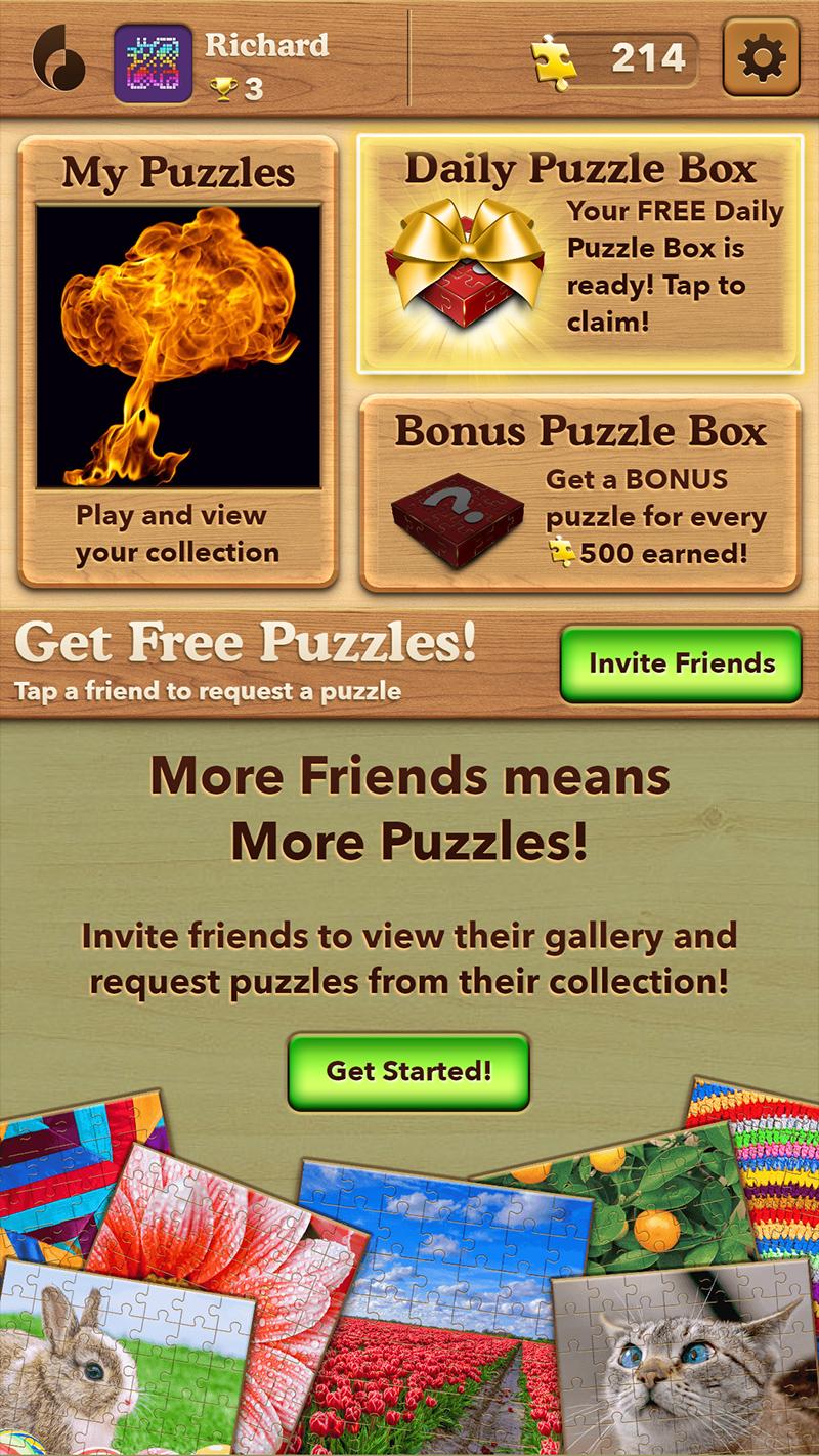 Phaser - News - Jigsaw Puzzle: The phenomenally successful jigsaw