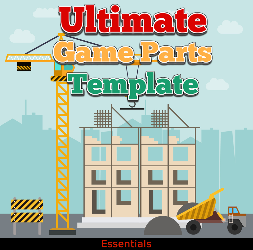 Phaser - News - Ultimate Game Parts Template: All the essentials you ...