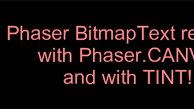 Tutorial - Learn - Phaser