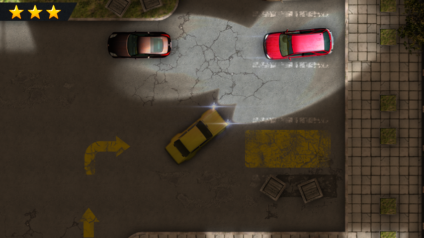 Phaser - News - Parking Fury 3: In this furiously addictive
