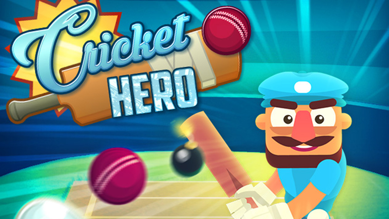 Phaser - News - Cricket Hero: How many fast bowls can you