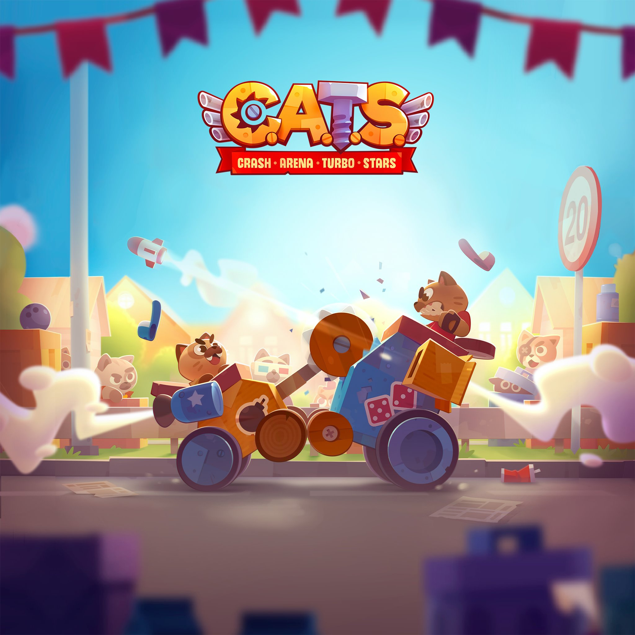 Phaser - News - CATS: Instant Fights: The hit mobile Crash