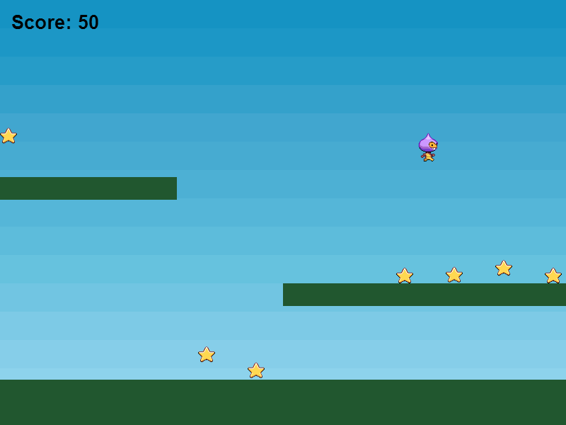 Making your first Phaser game: Part 8 - Finishing touches