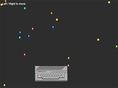 Phaser - Examples - Arcade Physics