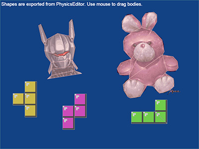 Phaser - Examples - Box2d