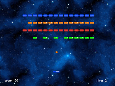 Phaser Examples Games