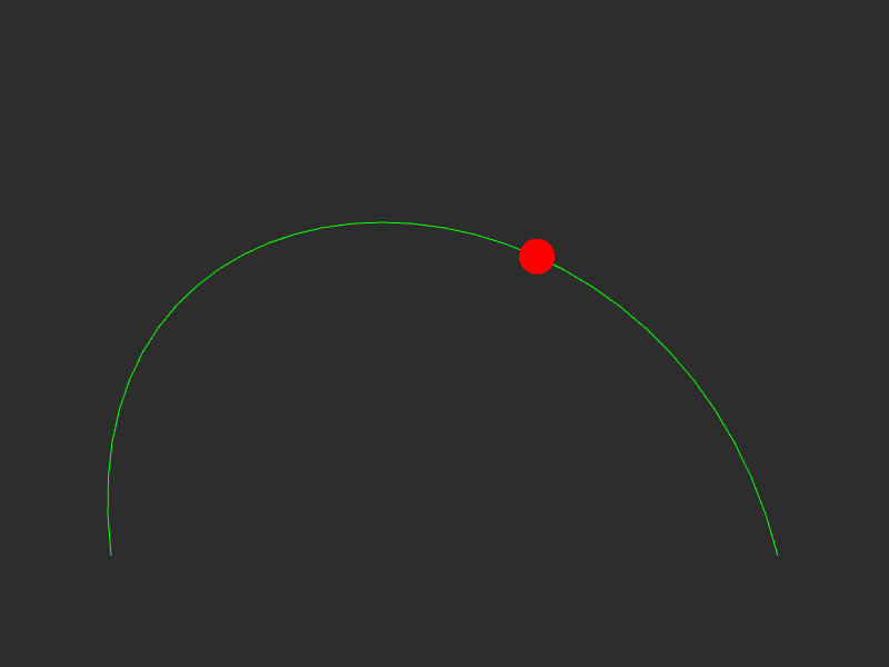 Phaser - Examples - paths - Curves