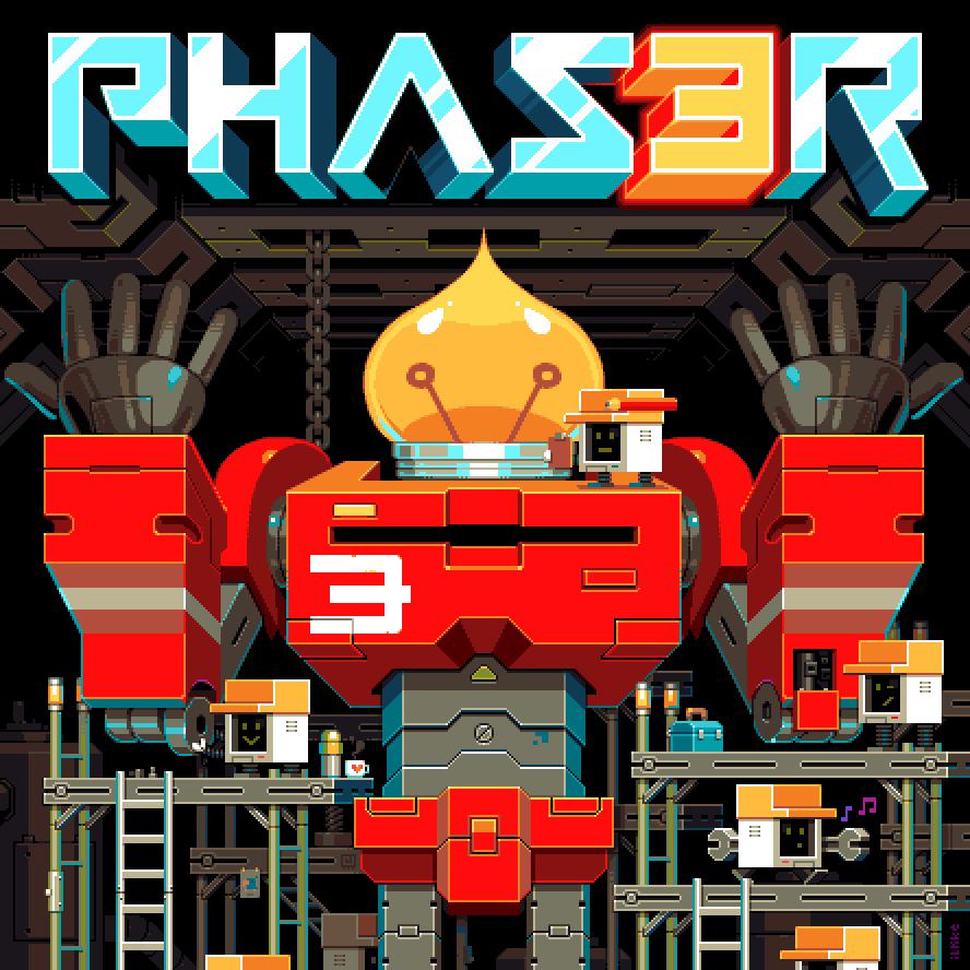 Phaser Header